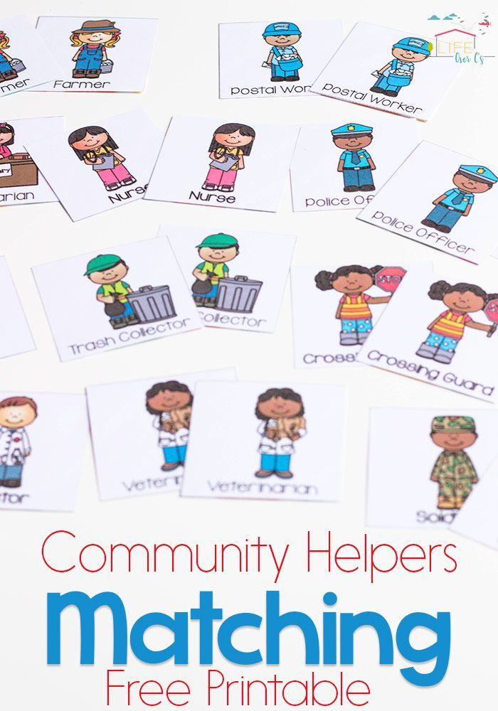 184 best Community Helpers for Kids images on Pinterest ...