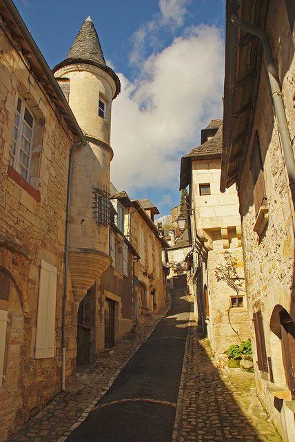 Turenne, Limousin, France
