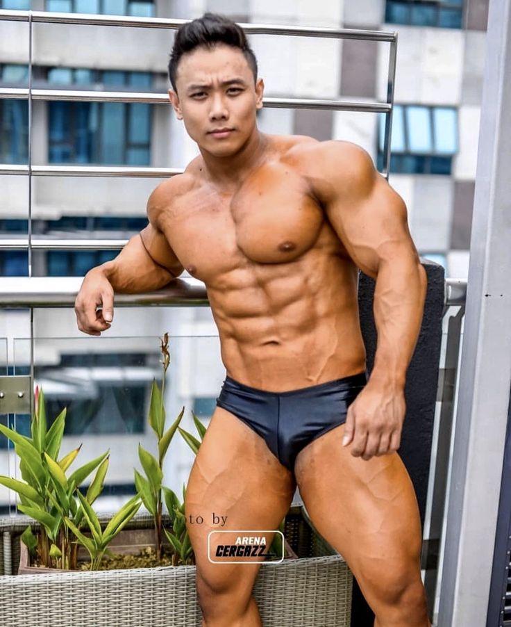 Pin by Dan Ip on Asian bodybuilders in 2020 | Wrestling