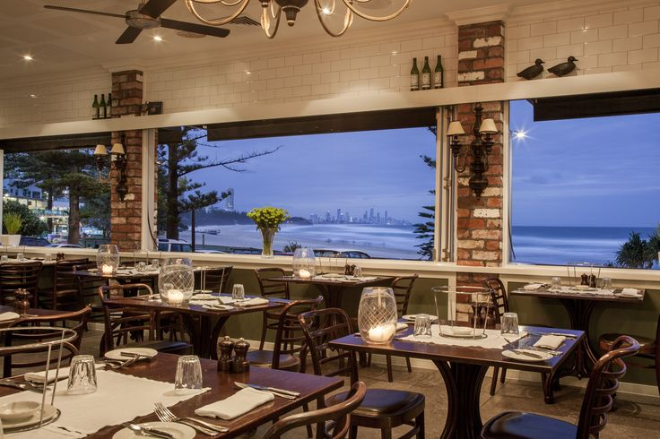 Seafood Restaurant » The Fish House Burleigh Heads