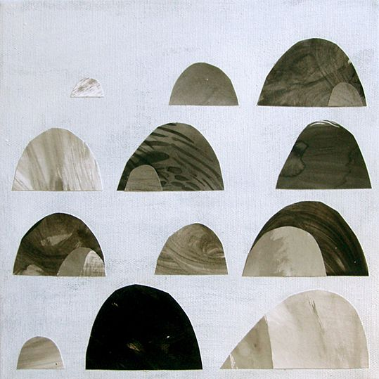 Paintings : Jenni Rope