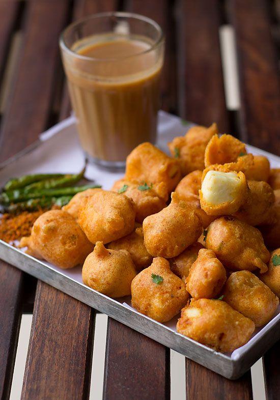 Paneer Pakora Recipe,  How to make Pakora Recipe | Kids Recipe