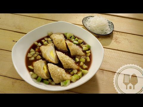 Homemade Pempek Goreng_Resep dan tutorial - YouTube