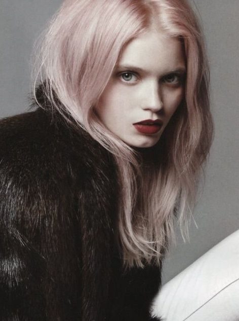 "Abbey Lee Kershaw by Daniel Jackson  Wouldnt you say she is ""hauntingly beautiful?????"