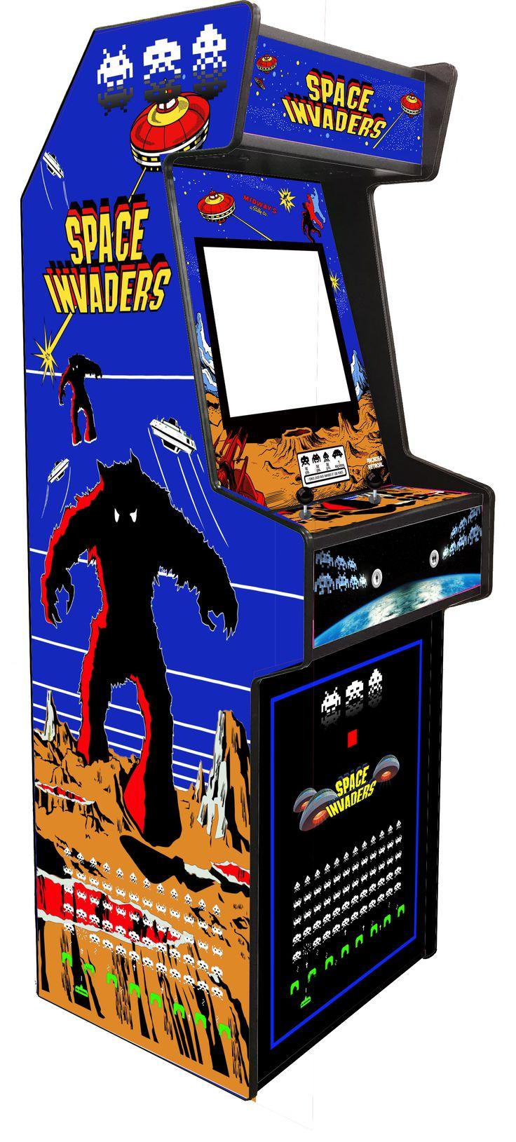Arcade RetroOne edición Space Invaders Videojuegos