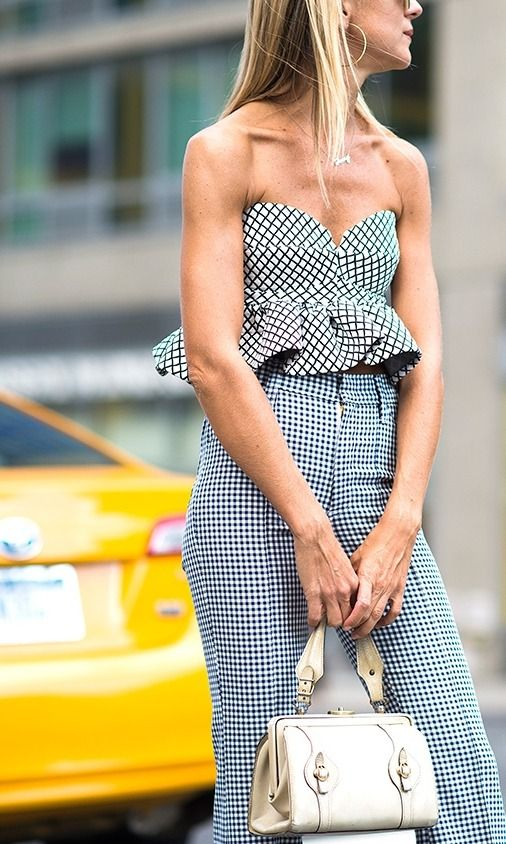 This is your go-to guide for how to look street-style chic while mixing prints