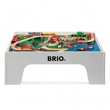 Brio Kinder Spieltisch Eisenbahn