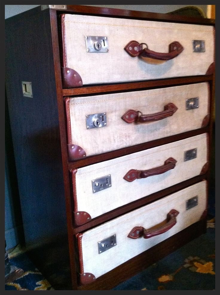 drawers suitcases - Google Search