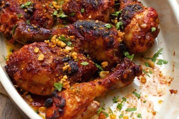 Ricetta di Cosce di Pollo Paleo, facile e buona per chi ama i secondi piatti elaborati