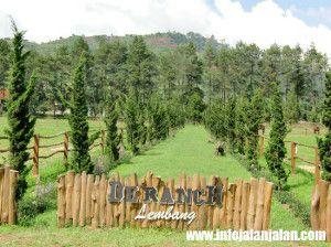 Wisata Lembang Bandung - De Ranch http://infojalanjalan.com/serunya-wisata-lembang-bandung