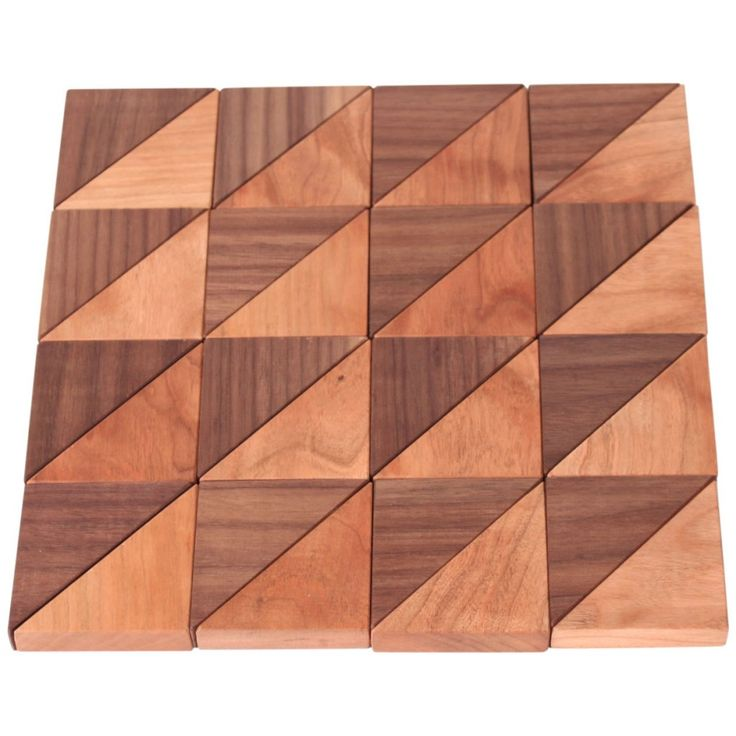 Wooden pattern blocks are addictingly fun. Inspired by traditional Chinese Tangrams, All natural and hand made in Rhode Island.