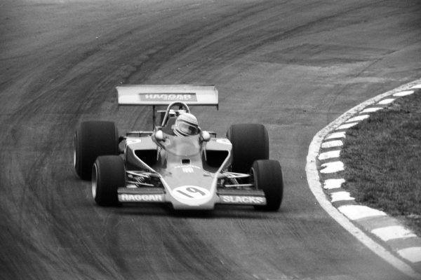 Brett Lunger - Lola T330 Chevrolet - Hogan Racing - VIII Daily Mail Race of Champions 1973