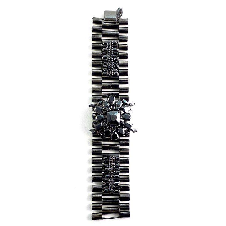 Iosselliani Bracelet #fashion #jewellery #bracelet #cuff #accessories #valerydemure [discover more at www.valerydemure.com]