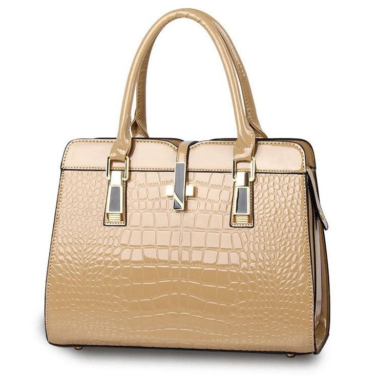 Fashion Luxury High Quality Handbag in 10 Different Colours