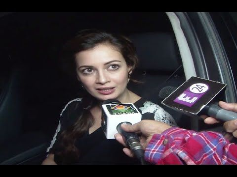 Dia Mirza's reaction after watching Amitabh Bachchan's PINK movie.