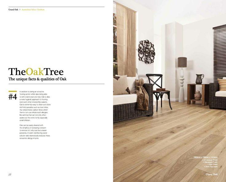 Grand Oak Timber Flooring: Grand Oak Brochure P10