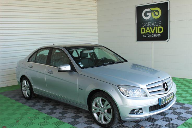 Mercedes Classe C 220 CDI BlueEfficiency Avantgarde A