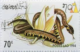 Laos Stamp 1994