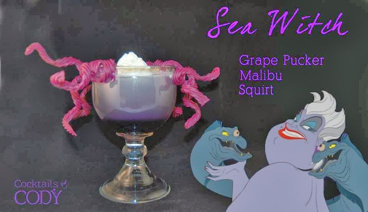 Disney Sisters: Disney-Inspired Drinks: Magical Cocktails with a Disney Twist
