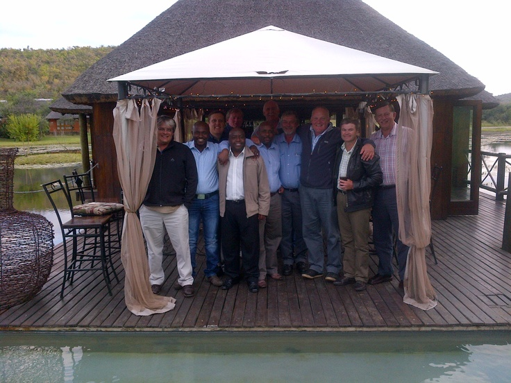 Anglo American Platinum 11-12 April 2013 on Conference at Intundla Game Lodge & Bush Spa