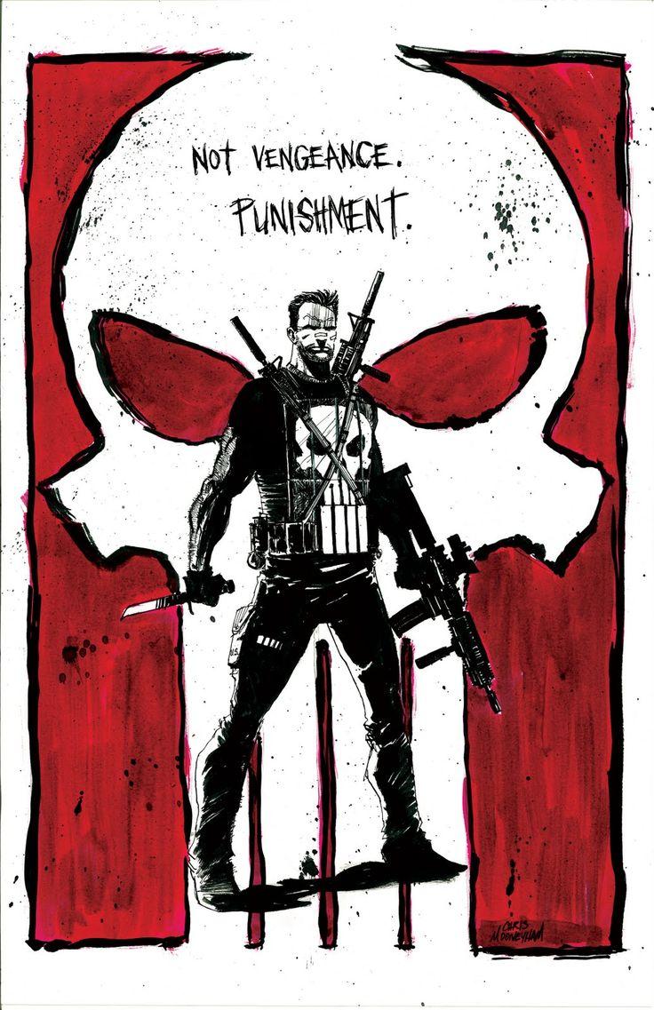 The Punisher - Chris Mooneyham