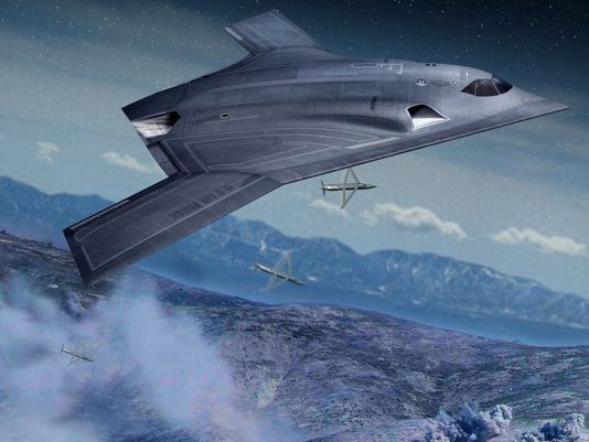 How much will new U.S. stealth bomber cost? Nobody knows. The Air Force claims it can build 100 for no more than $564 million each. But even if that were true, the price tag does not include the development costs, estimated to exceed $20 billion.The projected costs are also in 2010 dollars — not the actual amount taxpayers must fork over in 2017. Total costs of the F-35 fighter are now expected to exceed $1.3 trillion — roughly $400 billion each to buy the planes, another $900 billionReuters