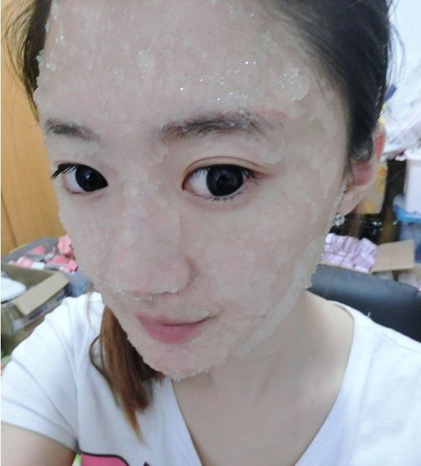 5 picecs facial mask skin care black head blackhead remover water bomb face mask care for acne maquiagem M787-5PCs