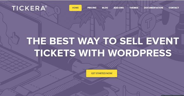nice Tickera v3.2.5.6 - WordPress event Ticketing System Plugin