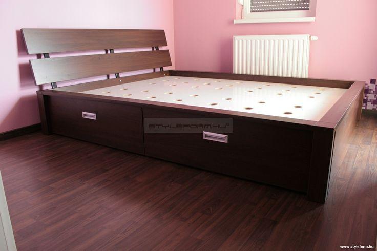 Styleform.hu - Ágyneműtartós ágy