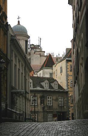 A quiet corner of Vienna