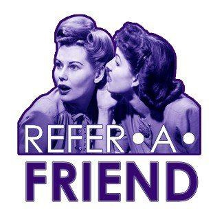 Refer a friend to your favorite stylist at Salon Central. Call us for details on our referral program and to find out whats in it for you!  301.767.1077