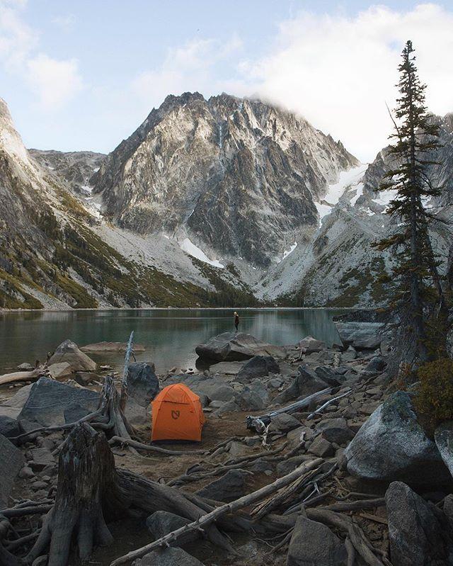 I dig this campsite, I think @sam_griggs does too.