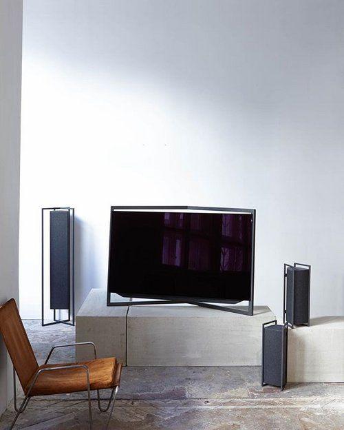 34 best loewe images on pinterest bodo loewe and tv. Black Bedroom Furniture Sets. Home Design Ideas