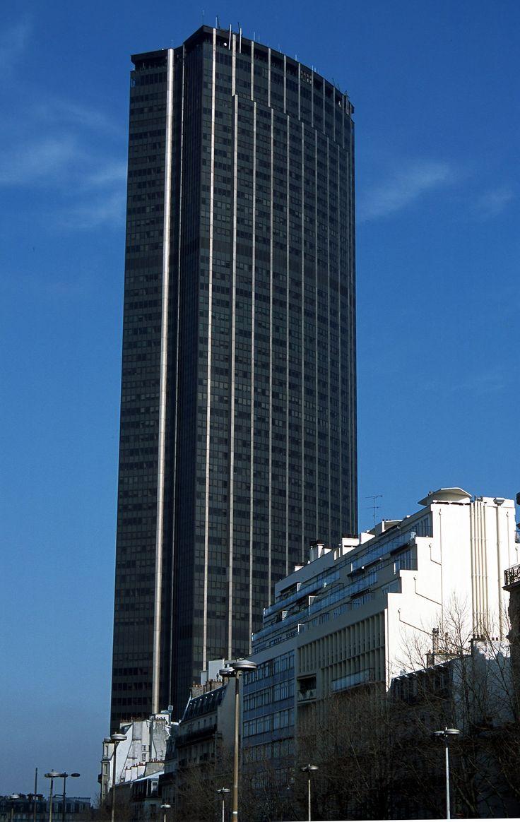 La Tour Montparnasse ©Séverine Magaud/Mairie de Paris