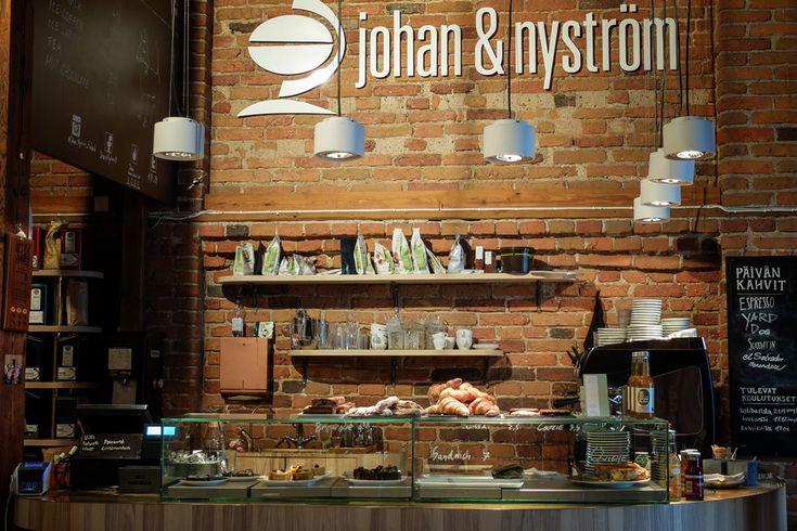 Helsinki Coffee Shop