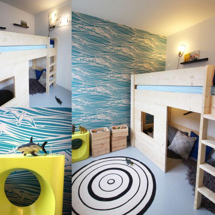 Styling en fotografie hoe een kleine kamer groots kan zijn - Board deco kamer ...