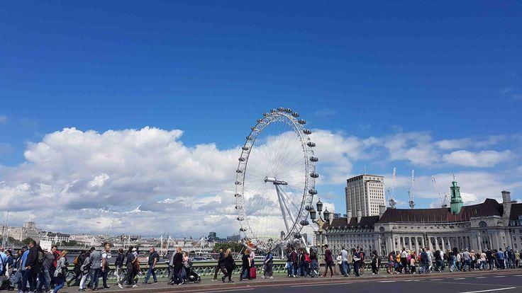 London Eye - roda gigante de Londres
