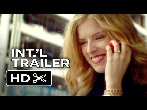 The Last Five Years Official UK Trailer #1 (2015) - Anna Kendrick Movie HD - YouTube