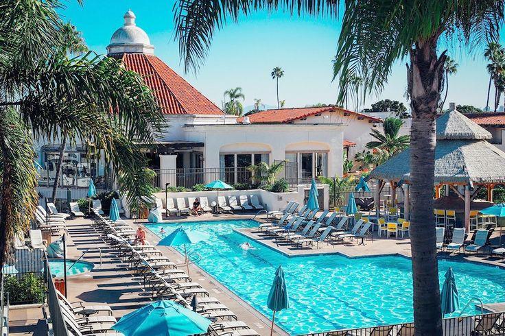 The World's Best Dog-Friendly Hotels via @MyDomaine- kona Kai resort and spa, shelter island, ca