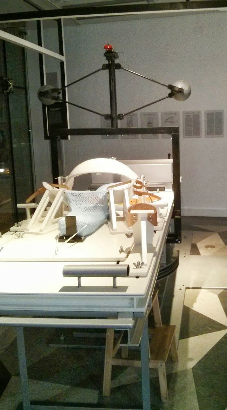 """""""Centrifugal Birthing Device""""...from:  Dublin - Science Gallery - A Fail on the Way to 'Fail Better' ~ Sidewalk Safari"""
