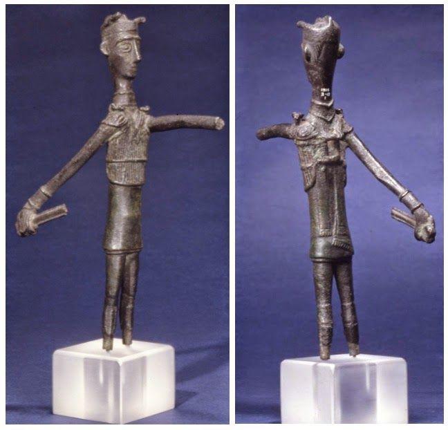 Foto del giorno: unu Gherreri al British Museum