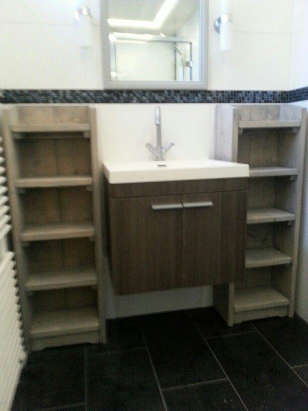 bathroom Home made, by Jan Uitendaal Design
