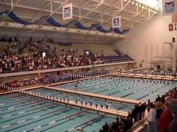 IUPUI Natatorium (trials used to be held here!)