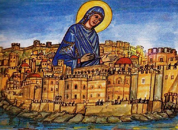 Η Πολιορκία της Κωνσταντινούπολης (626)