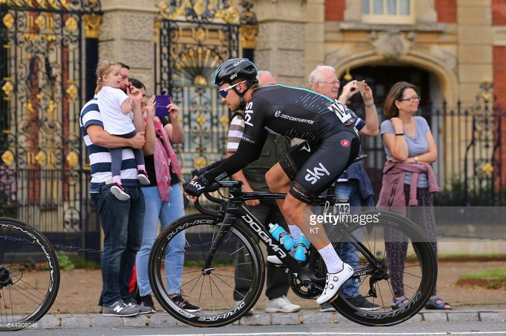 News Photo : 14th Tour of Britain 2017 / Stage 7 Owain DOULL /...
