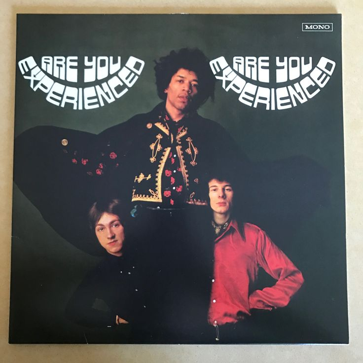 Jimi Hendrix Experience - Are You Experienced (Used LP) - MONO