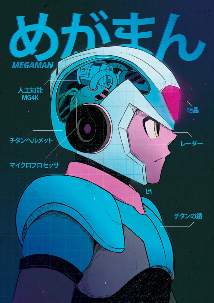 Pin by Goxp Gamers on Megaman Fan art, Illustration