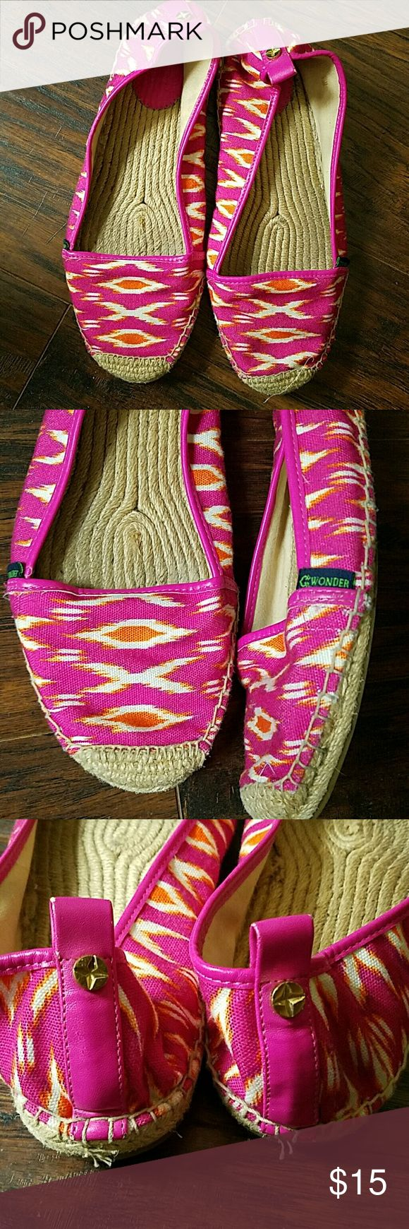C Wonder Espadrilles Size 9.5 C Wonder Espadrilles Size 9.5 C Wonder Shoes Flats & Loafers