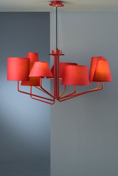 Tria hanging lamp by almerich | General lighting modern chandelier light fixture