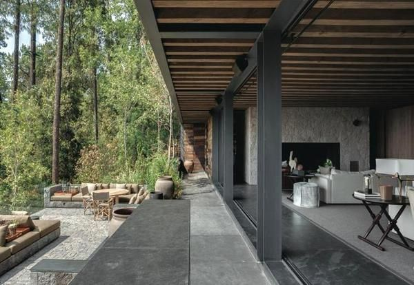 The best eco-friendly houses around the world: wood, steel and stone| le case di campagna eco-friendly più belle del mondo:legno, acciaio e pietra.